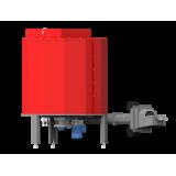 AZB - Система для сжигания биомассы.